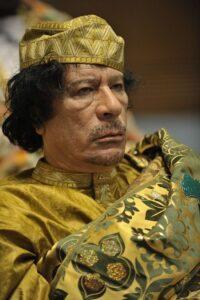 Kadhafi testőrnők