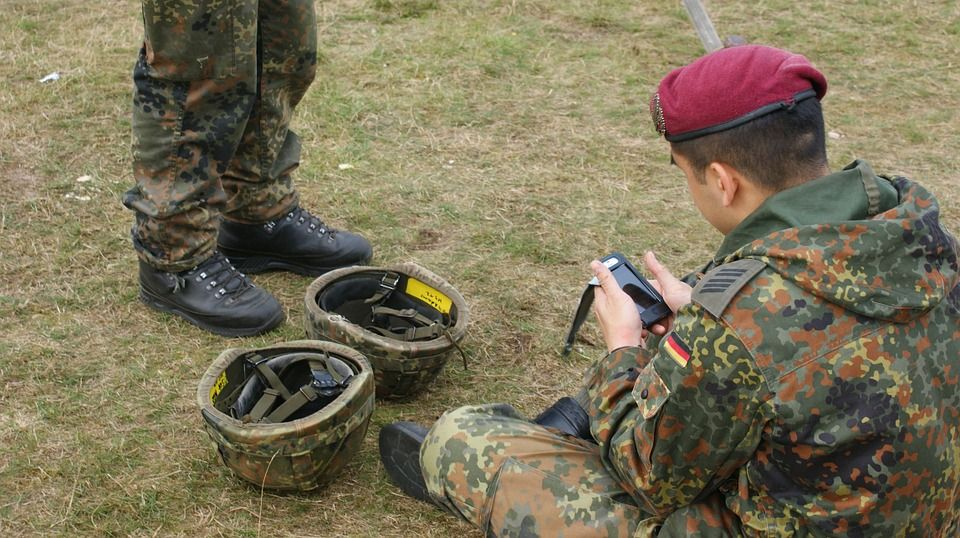 Német katona