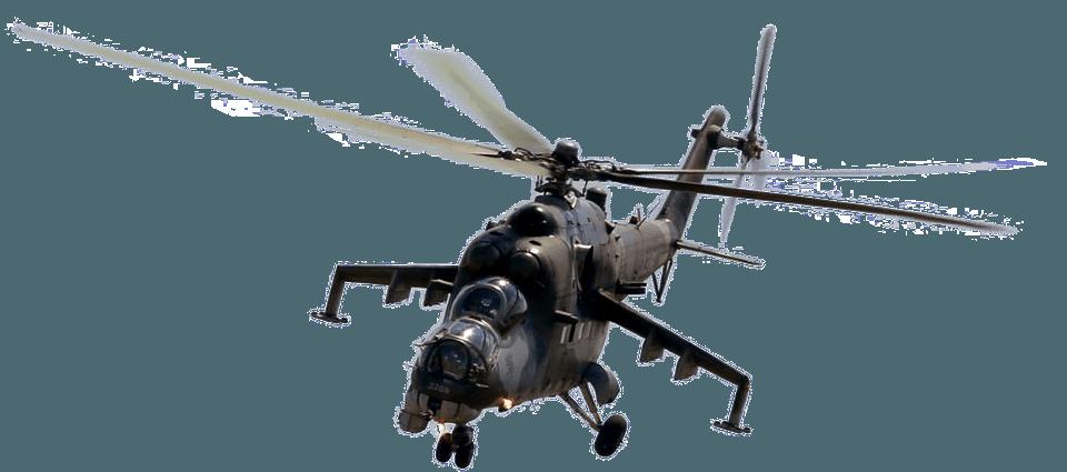 Szovjetunió helikopter Mi-24