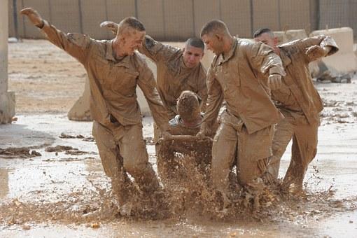 Honvédelmi kiképzés