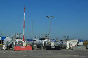 Repülőtéri feltöltőrendszerek