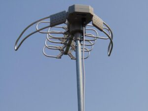 Rádió antenna JTAC