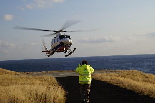 Helikopter világítás EDR