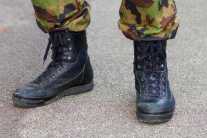 Katonai bakkancs