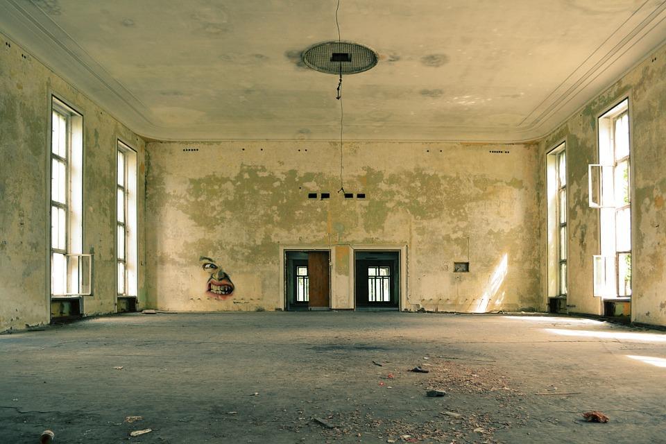 Központ felújítási munkák