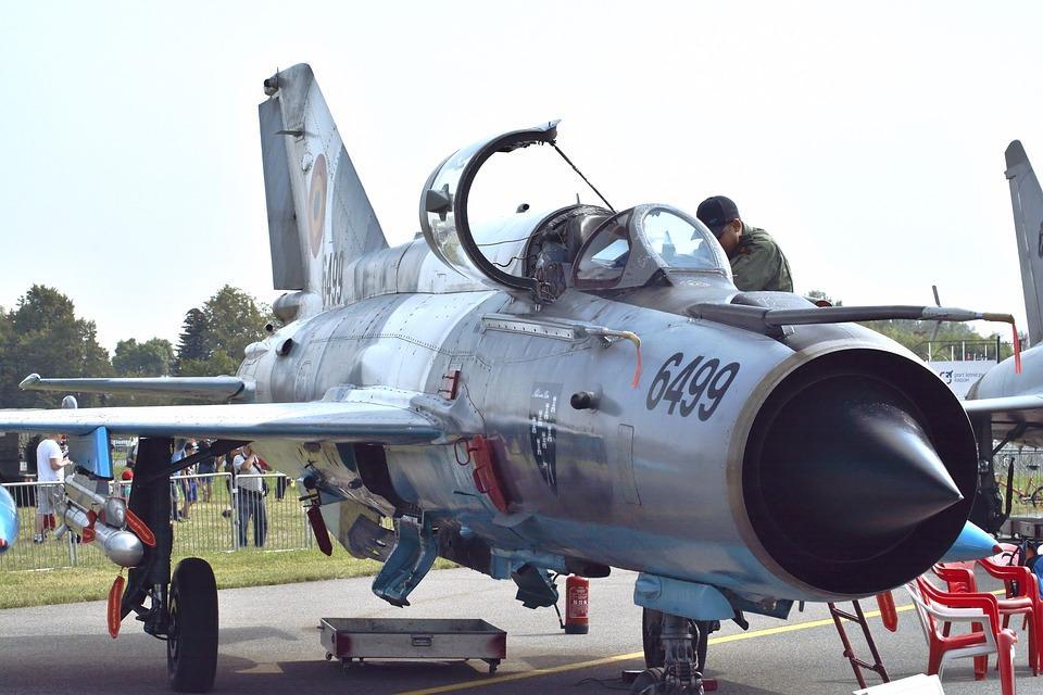 Kasmír Mig-21