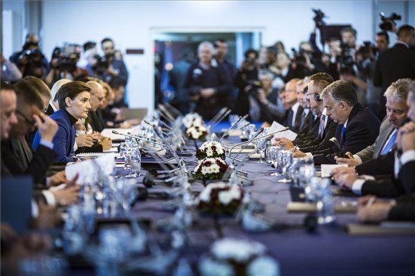 szerb-magyar együttműködés