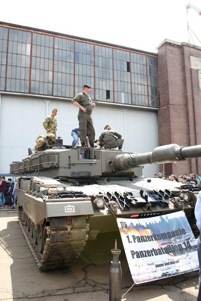 Leopard 2 javítási és karbantartási szolgáltatások