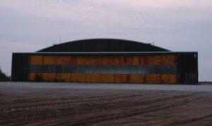 Szolnok hangár